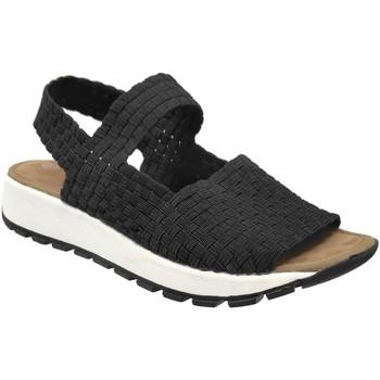 Zapatos Mujer Sandalias Bernie Mev Tara bay negro