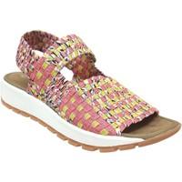 Zapatos Mujer Sandalias Bernie Mev Tara bay Rosa/amarillo