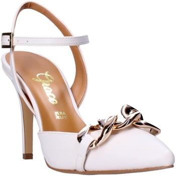 Zapatos Mujer Zapatos de tacón Grace Shoes 038064 Blanco