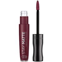 Belleza Mujer Pintalabios Rimmel London Stay Matte Liquid Lip Colour 860