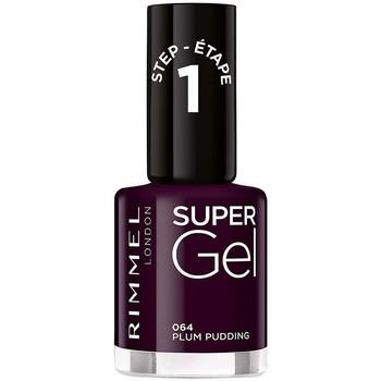 Belleza Mujer Esmalte para uñas Rimmel London Super Gel Nail Polish 064
