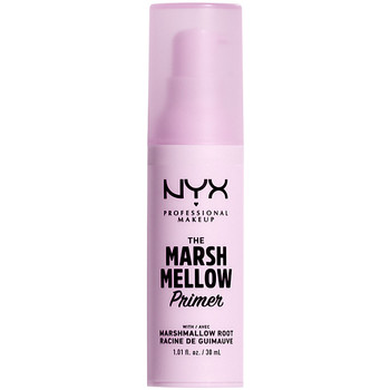 Belleza Mujer Base de maquillaje Nyx Marsh Mellow Primer