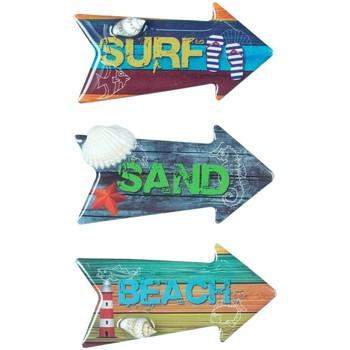 Casa Cuadros, pinturas Signes Grimalt Magnéticos Surf 3 Dif. Multicolor