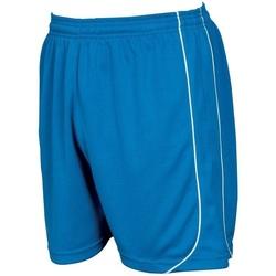 textil Shorts / Bermudas Precision  Azul Real/Blanco