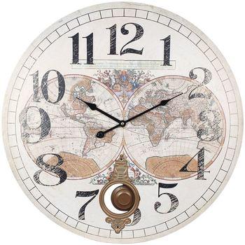 Casa Relojes Signes Grimalt Reloj Mundo 58 Blanco