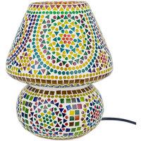Casa Lámparas de mesa Signes Grimalt Lámpara Verde