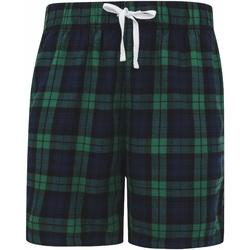textil Hombre Shorts / Bermudas Skinni Fit SFM82 Verde