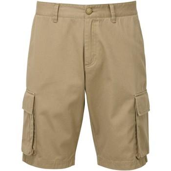 textil Hombre Shorts / Bermudas Asquith & Fox AQ054 Multicolor