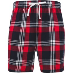 textil Hombre Shorts / Bermudas Skinni Fit SFM82 Rojo