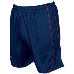 textil Shorts / Bermudas Precision  Marino/Rojo
