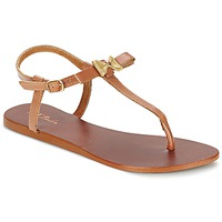 Zapatos Mujer Sandalias Betty London BASTINE Camel