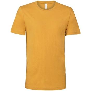 textil Camisetas manga corta Bella + Canvas CV3001 Multicolor