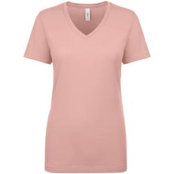 textil Mujer Camisetas manga corta Next Level NX1540 Rojo