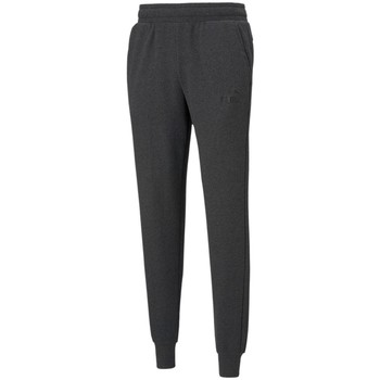 textil Hombre Pantalones de chándal Puma Ess Logo Gris