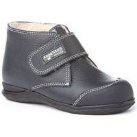 Zapatos Niño Botas de caña baja Cbp - Conbuenpie Botines Safari de piel by CBP Bleu