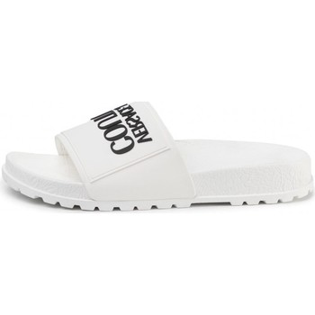Zapatos Mujer Chanclas Versace Jeans Couture E0VWASQ2-71353 blanco