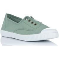 Zapatos Deportivas Moda Victoria 106623 VERDE