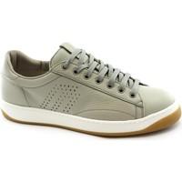 Zapatos Hombre Zapatillas bajas Frau FRA-E21-2981-AR Beige