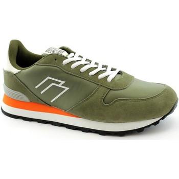 Zapatos Hombre Zapatillas bajas Frau FRA-E21-0501-MI Verde