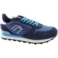 Zapatos Hombre Zapatillas bajas Frau FRA-E21-0501-NA Blu