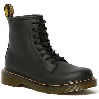 Zapatos Niños Botas de caña baja Dr Martens BOTA  1460 JUNIOR SOFTY T Negro