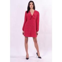 textil Mujer Vestidos cortos Guess W1GK1JWDEK0 Incoloro