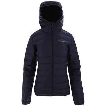 textil Mujer Chaquetas Columbia Lake Down Hooded Negros