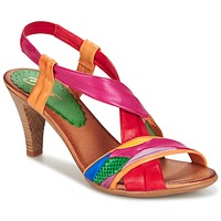 Zapatos Mujer Sandalias Betty London POULOI Multicolor
