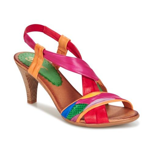 Zapatos Mujer Sandalias Betty London POULOI Multicolor