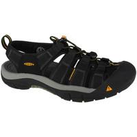 Zapatos Hombre Sandalias de deporte Keen Newport H2 Noir