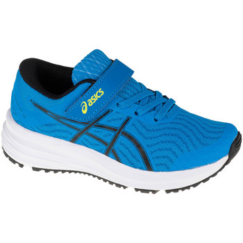 Zapatos Niños Running / trail Asics Patriot 12 PS Bleu