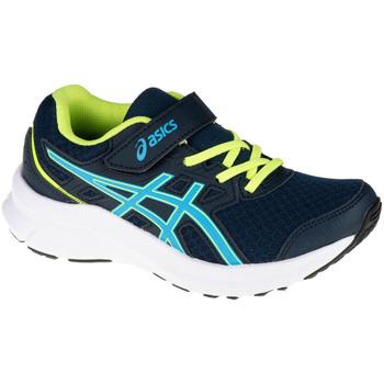 Zapatos Niños Running / trail Asics Jolt 3 PS Bleu marine