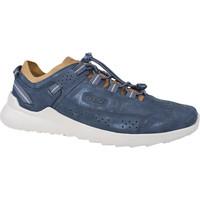 Zapatos Hombre Zapatillas bajas Keen Highland Bleu