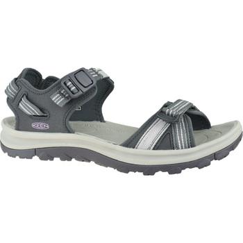 Zapatos Mujer Sandalias de deporte Keen Wms Terradora II Open Toe Grise
