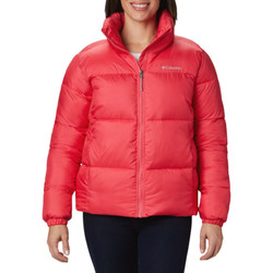 textil Mujer Sudaderas Columbia Puffect Jacket Rouge