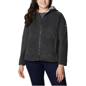 textil Mujer Polaire Columbia Exploration Hooded Fleece FZ Grise