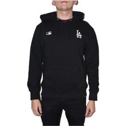 textil Hombre Sudaderas 47 Brand MLB Los Angeles Dodgers Hoodie Noir