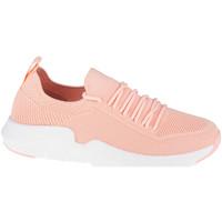 Zapatos Mujer Zapatillas bajas Big Star Shoes Rose