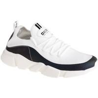 Zapatos Mujer Zapatillas bajas Big Star Shoes Blanc