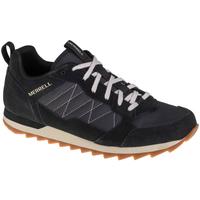 Zapatos Hombre Zapatillas bajas Merrell Alpine Sneaker Noir