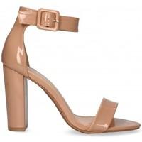 Zapatos Mujer Sandalias Etika 53405 beige