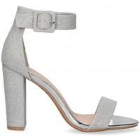 Zapatos Mujer Sandalias Etika 53404 plata