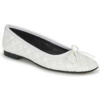 Zapatos Mujer Bailarinas-manoletinas JB Martin PASSION Blanco
