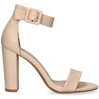 Zapatos Mujer Sandalias Etika 53407 marrón