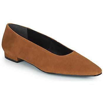 Zapatos Mujer Bailarinas-manoletinas JB Martin SAGE Marrón