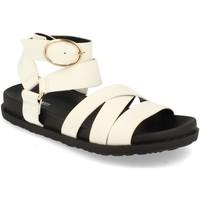 Zapatos Mujer Sandalias Buonarotti 1AF-1135 Blanco
