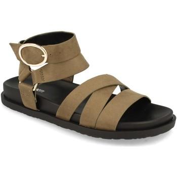 Zapatos Mujer Sandalias Buonarotti 1AF-1135 Verde