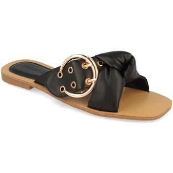 Zapatos Mujer Zuecos (Mules) Buonarotti 1HA-1139 Negro