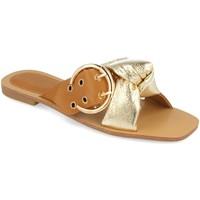 Zapatos Mujer Zuecos (Mules) Buonarotti 1HA-1139 Oro