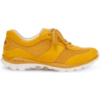 Zapatos Mujer Deportivas Moda Gabor 56.966/30T3.5 Amarillo
